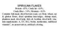 Spirulina Flakes